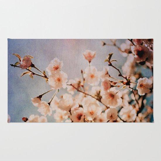 Spring Romance Rug