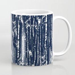 Texture night forest  Coffee Mug