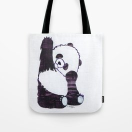 Hello Panda! Tote Bag