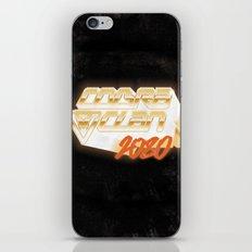 Cobra Clan 2080 iPhone & iPod Skin