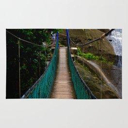 Swinging Bridge -Guam Rug