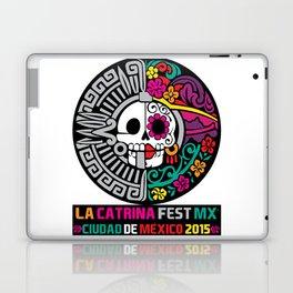 La Catrina Fest MX 2015 Laptop & iPad Skin