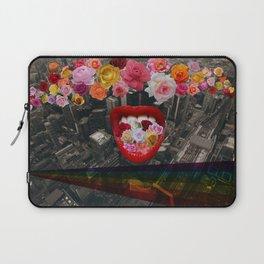 Flower  Vomit Laptop Sleeve