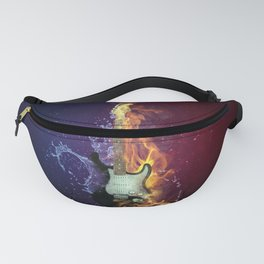 Fire & Ice Guitar Fanny Pack