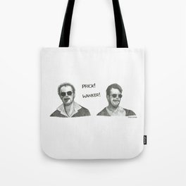 THEY'RE BOTH CALLED ANDREW  Tote Bag
