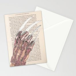 The Stuff of Nightmares Stationery Cards