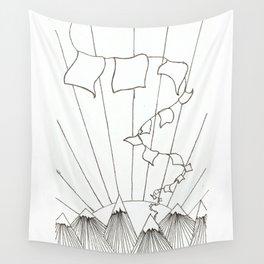 Himalayas Wall Tapestry