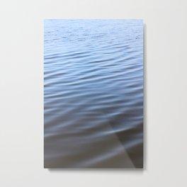 Blue Seas Metal Print