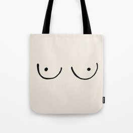 Boobs Tote Bag