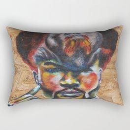Classic Man Rectangular Pillow