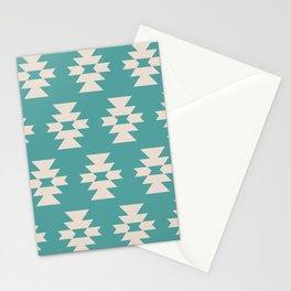 Southwestern Pattern 335 Stationery Cards