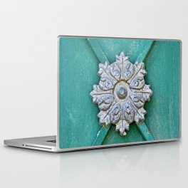 Door Detail - Old City Jerusalem Laptop & iPad Skin