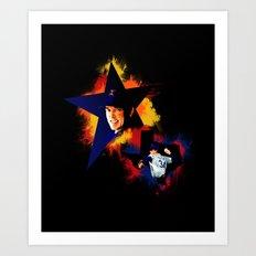 Nolan Ryan Art Print