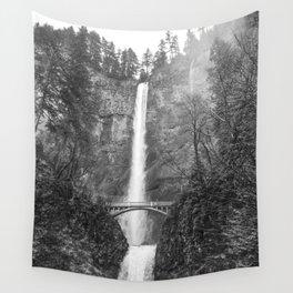 MULTNOMAH FALLS / Oregon Wall Tapestry