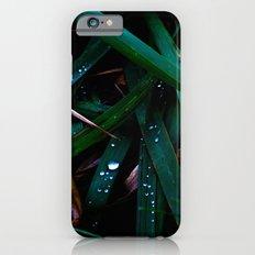 Dark Leaves iPhone 6s Slim Case