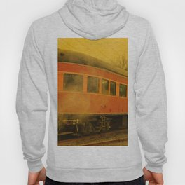 CHRISTMAS STEAM TRAIN Hoody
