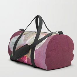Pink Orchid Duffle Bag