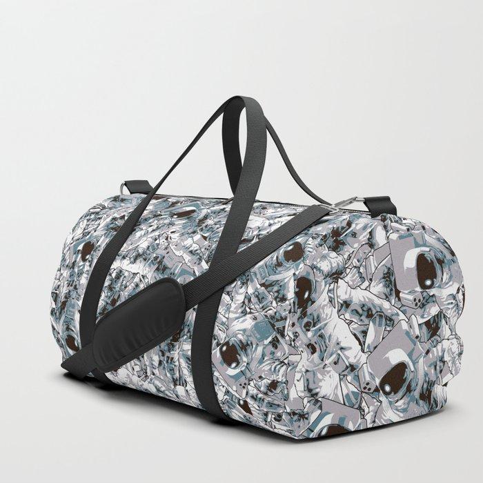 Crowded Space Duffle Bag