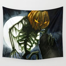 Jack the Reaper Wall Tapestry