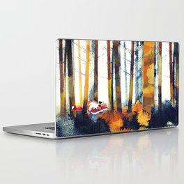 Autumn Hunt Laptop & iPad Skin