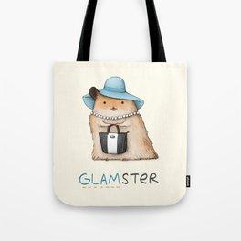 Glamster Tote Bag