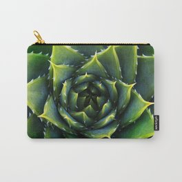 Green and thorns Carry-All Pouch