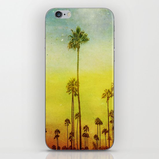 California Love iPhone & iPod Skin