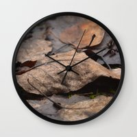copper Wall Clocks featuring Copper by Tea Time With Emma