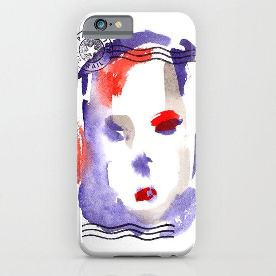Carte Postale 2 iPhone & iPod Case