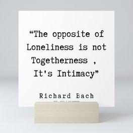 52 | Richard Bach Quotes | 190916 Mini Art Print