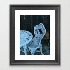 Gone Framed Art Print