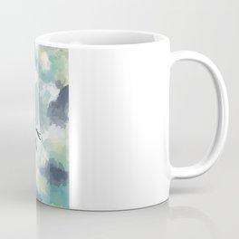 Florida Egret Coffee Mug