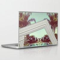 trip Laptop & iPad Skins featuring Tropics Trip by Dawn Gardner