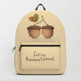 Feeling Awwwwtumnal Backpack