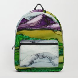 Take Me To The Mountains Backpack