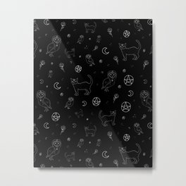 Hidden Magic Metal Print