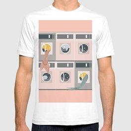 Laundro-mer-mat T-shirt