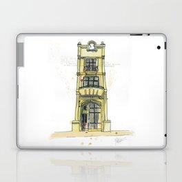 Building Tales - 9a Tory Street, Wellington Laptop & iPad Skin