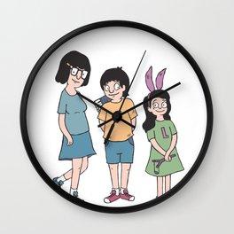Bob's Burgers - Kids Wall Clock