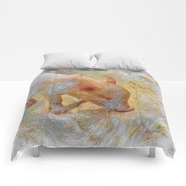 Artistic Animal Piglet Comforters