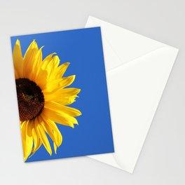Sunflower, Hansville, WA Stationery Cards
