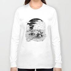 Freedom Of Movement Saves Lives Long Sleeve T-shirt