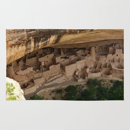 Cliff Palace Mesa Verde Rug