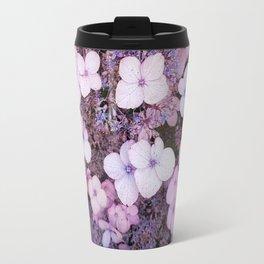 Bain Ave Flowers Travel Mug