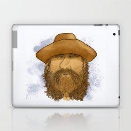 Flynt Locke, Cowboy Mountain Man Laptop & iPad Skin