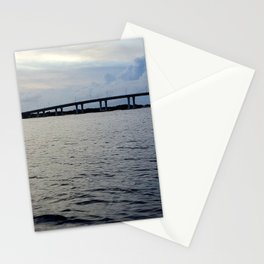 Early evening on the St Lucie River Stationery Cards
