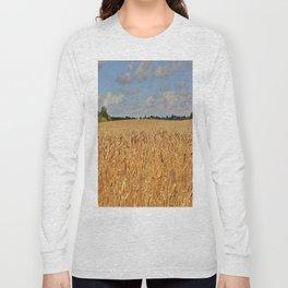Summer Crop Long Sleeve T-shirt