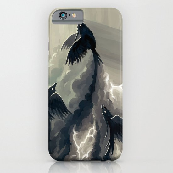 Stormbringers iPhone & iPod Case