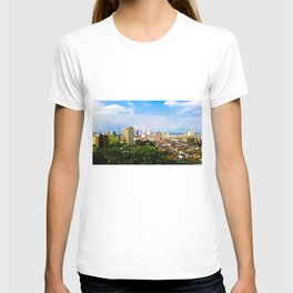 View Cali Valle del Cauca. T-shirt