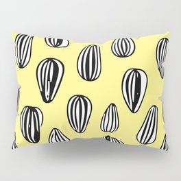 sunflower seeds Pillow Sham